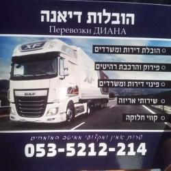 Freight Road Transportation in Israel and International Transportation.