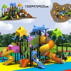 Kids Outdoor Playground Equipment for Kindergarten