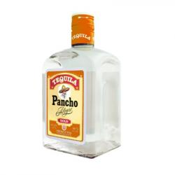 Pancho Alegre. Gold Tequila