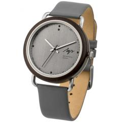 Unisex Wrist Watches with Leather Band
