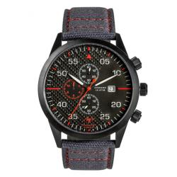 Military Men's Quartz Watches