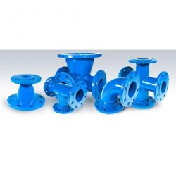 Cast and Ductile Iron Flanged Fittings