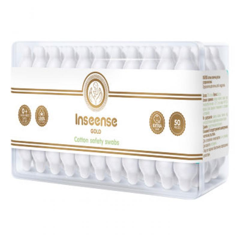 Inseense Cotton Swabs with Limiters buy wholesale - company ООО «Сириус» | Russia