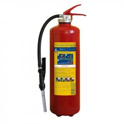 Air-Foam Fire Extinguishers with Fluorine-Containing Charge MIG FtorPAV