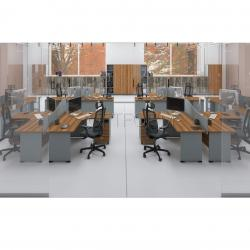 Complex Office Furniture