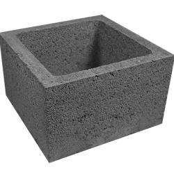 Aggregate Concrete Blocks for Ventilation Ducts ThermoComfort
