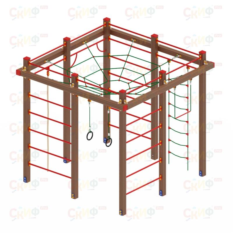SK 202 Mowgli Outdoor Fitness Equipment for Playgrounds buy wholesale - company Скиф | Russia