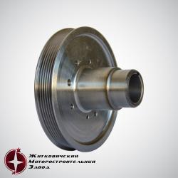 Crankshaft Pulley 245.5-1005131-B
