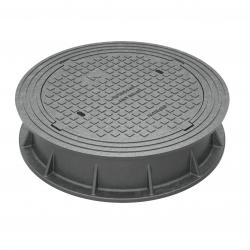 Cast Iron Manhole Frames and Covers