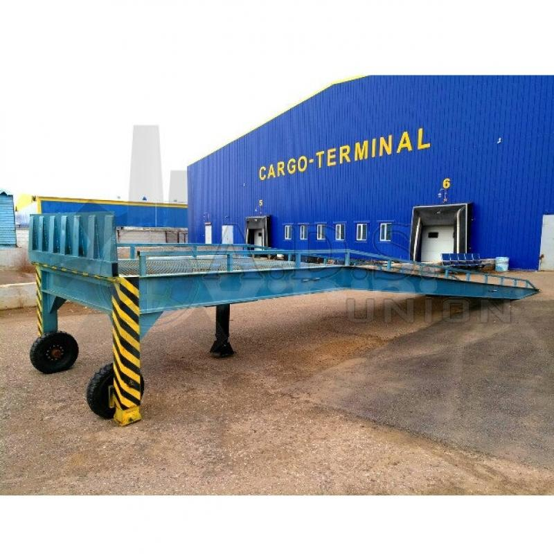 Mobile Loading Ramps buy wholesale - company ТОО