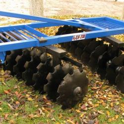 Disc Harrow Attachments