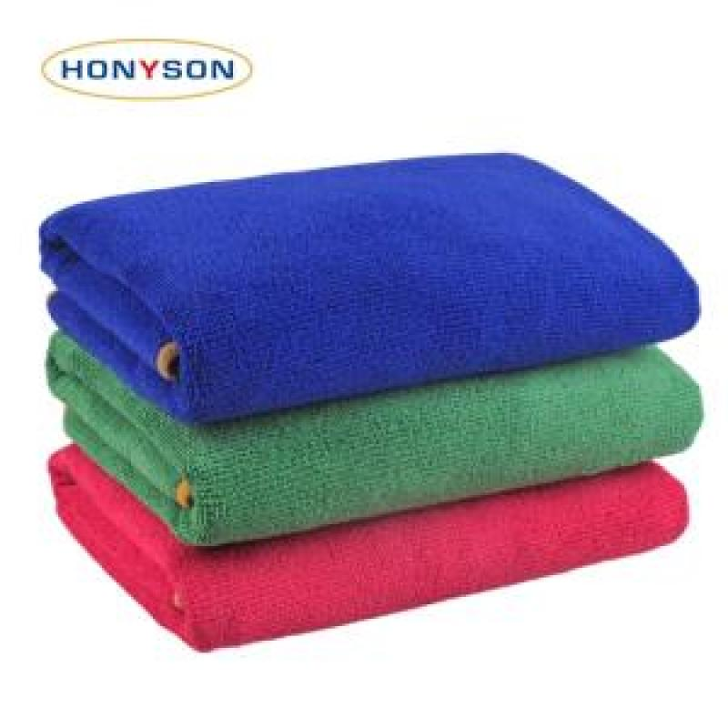 High-low Wool Microfiber Towel buy wholesale - company Hebei HONYSON Textile Co.,Ltd | China