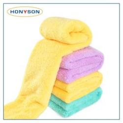 Coral Fleece Towels
