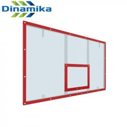 Polycarbonate Basketball Backboards