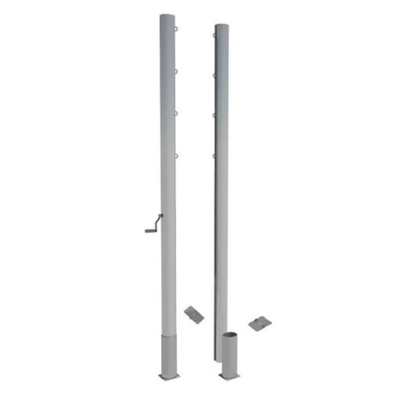 Aluminum Volleyball Posts