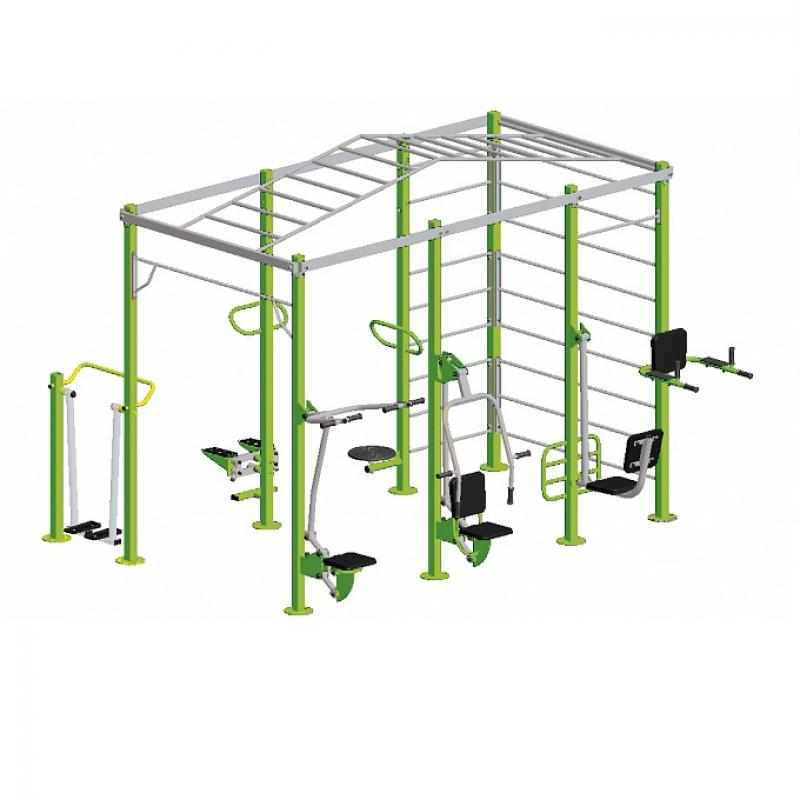 Maxi Outdoor Fitness Equipment