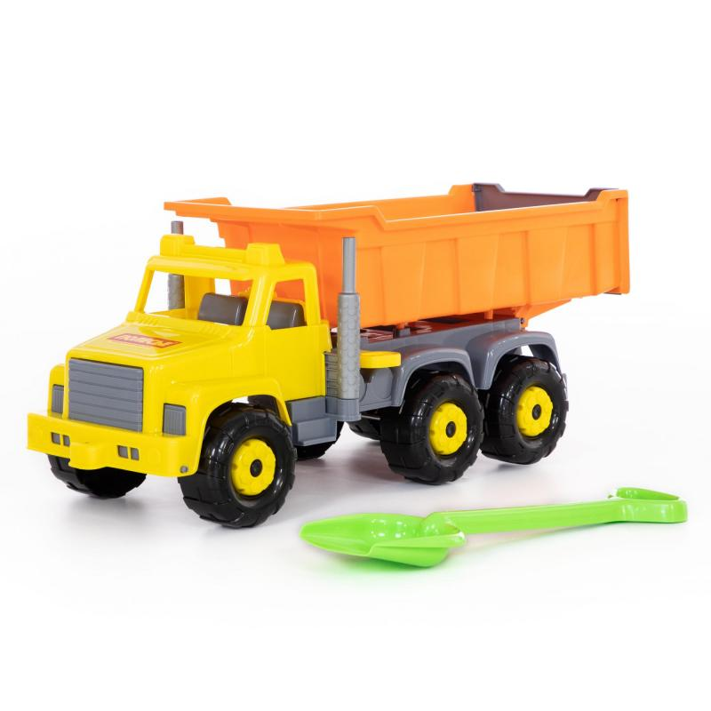 Supergiant Dump Truck Toy