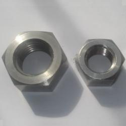 Hastelloy C276 / C22 / C4 / C2000 Hex Nuts