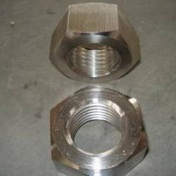 AISI 904L Stainless Steel Hex Nuts