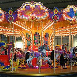 Funfair Attractions for Weddings
