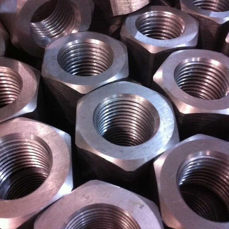 Incoloy 825 Hex Nuts buy wholesale - company Zhengbang Industry Development Co.Ltd | China