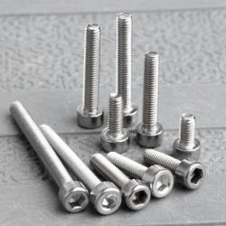DIN 912 Duplex Stainless Steel S31803 / S32205 / DIN 1.4462 Socket Cap Screws