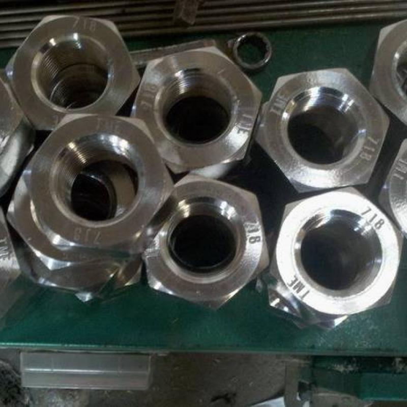 Inconel 718 Heavy Hex Nuts buy wholesale - company Zhengbang Industry Development Co.Ltd | China