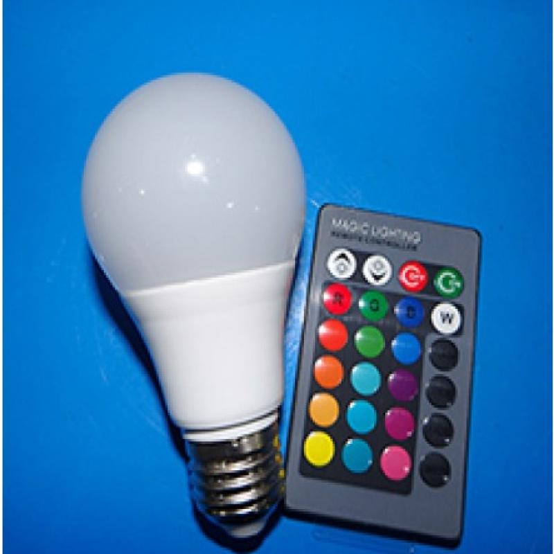 RGBW LED Light Bulbs