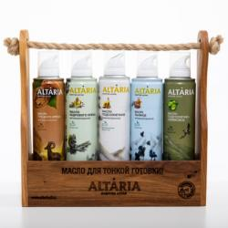 Five Cooking Oils Gift Set