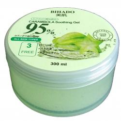 Face and Body Moisturizing Gel