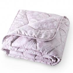 100% Cotton Lambswool Satin Blanket