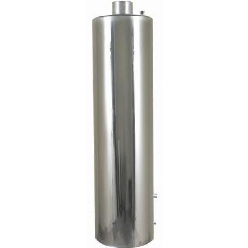 Stainless Steel Tank for Wood Fired Water Heater KVL N Ermak 90 Litre