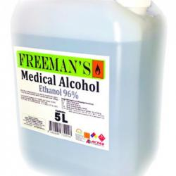 Medical Alcohol
