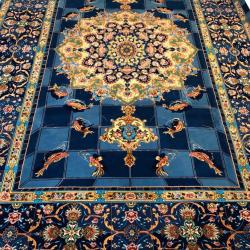 Extraordinary Hand-knotted 6  meters Carpet