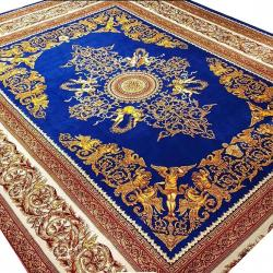 Pure Silk Hand-Knotted Carpets 3x4m