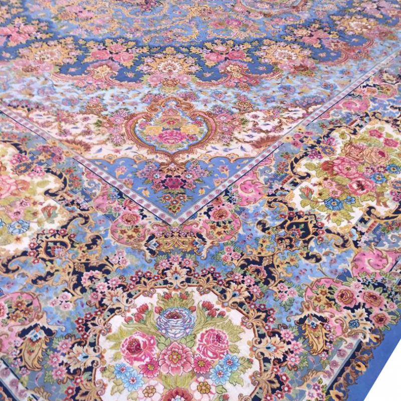 Extraordinary Hand-knotted  72  meters Carpet