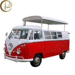 Volkswagen Retro Vintage Used Food Trucks