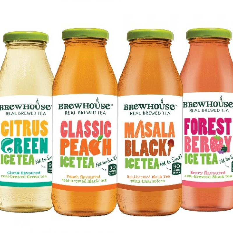 Brewhouse Organic Ice Tea