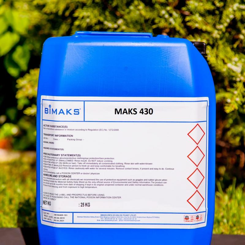 MAKS 430 Reverse Osmosis Antiscalant for Sea Water