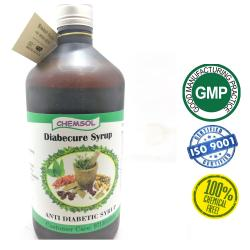 Chemsol DiabeCure Syrup (Anti Diabetic Syrup)