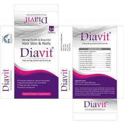 Diavit Natural Dietary Supplement
