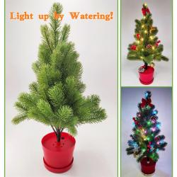 Water Activated Christmas Tree FCM-L27