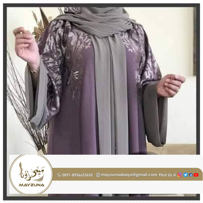 New Latest Dubai Abaya