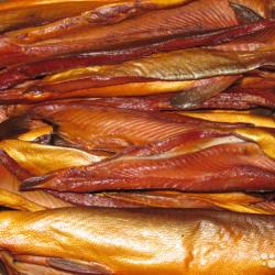Cold Smoked Chum Salmon