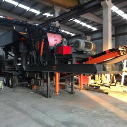 TTC Mobile Crushing and Screening Plant