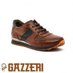 Leather Casual Shoes, Men's Shoes SB19-05