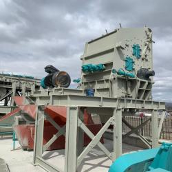 Used Secondary Impact Crusher