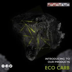 Eco Carb Activated Carbon for Gases and Air Purification