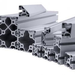 T-Slotted Structural Aluminum Profiles
