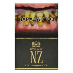 NZ Gold Compact Cigarettes